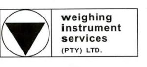 Weighing Instrument Services